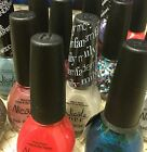 Nicole by OPI. Choose your set(s) of five colors. No repeats per set.