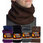 2pk Arctic Extreme Thermal Insulated Fleece Lined Neck Warmers Gaiters Unisex