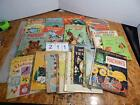 VINTAGE LOT OF CHILDREN'S STORY BOOKS, RAND MCNALLY, GOLDEN BOOK, WHITMAN