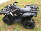 2009 Yamaha 550 Grizzly EPS 4X4