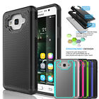 For Samsung Galaxy On5 Armor Shockproof Hybrid Rugged Rubber Hard Case Cover