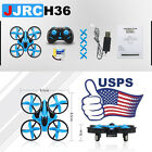 【US】JJRC H36 2.4Ghz 4CH Drone 6-Axis RC Quadcopter Headless Mode One Key Return