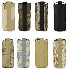 Brand New Tactical Camping Molle System Style Water Bottle Pouch Bag 8 Colors J1