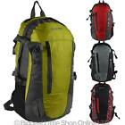NEW Unisex Mens Ladies Outdoor BACKPACK Bag by Hi-Tec Sport Hiking Travel Handy