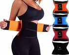 Xtreme Belt Trainer Waist Cincher Sport Body Thermo Trimmer Shaper Corset R12w5