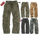 Surplus Infantry Cargo Trousers BW Hose Camouflage Pants Camo Jeans Biker Army