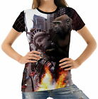 Fantasy New York Women's Clothing T-Shirts acr40577