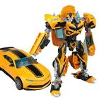 Robot Trans formers Model Transforming Bumblebee Auto ACTION FIGURE Toy Gift