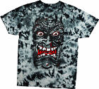 SANTA CRUZ Skateboard T-Shirt ROB FACE COAL Size M