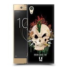 HEAD CASE DESIGNS PUNK COLLECTION HARD BACK CASE FOR SONY PHONES 1