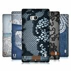 HEAD CASE DESIGNS JEANS AND LACES BACK CASE FOR NOKIA LUMIA ICON / 929 / 930