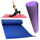 Eva Foam Yoga Mat 7mm Thick Soft Non-Slip Eco-Friendly Equipment For Men Women