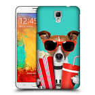 HEAD CASE DESIGNS FUNNY ANIMALS HARD BACK CASE FOR SAMSUNG GALAXY NOTE 3 NEO