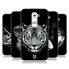 HEAD CASE DESIGNS BIG FACE ILLUSTRATED 2 SOFT GEL CASE FOR LG G2