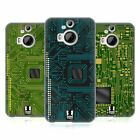HEAD CASE DESIGNS CIRCUIT BOARDS SOFT GEL CASE FOR HTC ONE M9+