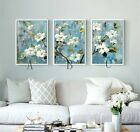Paintings - No Framed Modern Abstract HD Print Flower Home Wall Art Dec Canvas Oil Painting