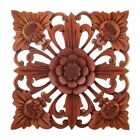 Brilliant Imports Flower Square Wall Décor