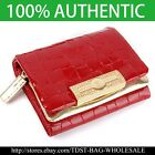 OMNIA Crystal Genuine Leather Purse Wallet-KR311S image