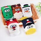 Lot Winter Warm Thick Cartoon Style Christmas Cotton Sock Christmas Socks A148