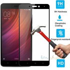 9H+ Full Cover Slim Tempered Glass Screen Protector Film For Xiaomi Redmi Note 4