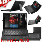 LOT Bluetooth Keyboard Leather Case Cover For Amazon Kindle Fire HD 7 / 8 / 10