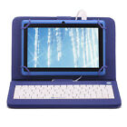 """iRULU eXpro X1 7"""" Android 4.4 Quad Core 8GB Multi-Colors Tablet PC w/ Keyboard"""