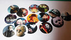 Pre Cut One Inch Bottle Cap Images Horror Movie Freddie Krueger Michael Myers