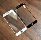1x 3D Curved Full Cover Tempered Glass Screen Smooth Cover For iPhone 6/7Plus