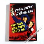 They Died With Their Boots On DVD New Errol Flynn Olivia de Havilland