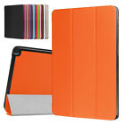 """For Samsung Galaxy Tab A6 10 """" 10.1"""" Smart Case Folio Leather Stand Cover Case"""
