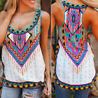 CHIC Fashion Women Summer Vest Top Sleeveless Shirt Blouse Casual Tank T-Shirt