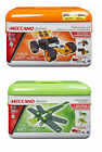 Meccano Junior Toolbox - Insect Mania or Pullback Race Car NEW