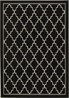 Rug and Decor Inc. Chateau Black Area Rug