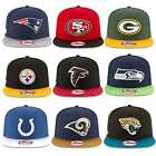 New Era NFL Sideline Falcons Jets Packers Patriots Steelers  9FIFTY Snapback Cap