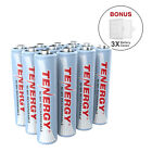 Combo: Tenergy AAA 1000mah NiMH Ni-MH Rechargeable Batteries [Multi-Pack Option]