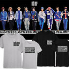 Kpop NCT127 LIMITLESS Tshirt Unisex TAEIL T-shirt MARK Cotton Short Sleeve Yuta