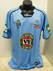 NSW State of Origin Men's Premium Jersey NRL Rugby League