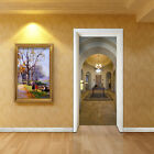 3D Grand House 25 Door Wall Mural Photo Wall Sticker Decal Wall AJ WALLPAPER AU