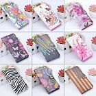 Wallet Card PU Leather Case Cover Stand For 4.7'' Apple iPhone 6 Plus 5.5'' K0E