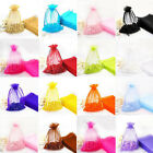 100Pcs Wedding Party Candy Bags Sugar Gifts Packing Favor Cases Storage Bag Box