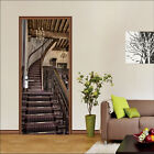 3D Loft Stairs 524 Door Wall Mural Photo Wall Sticker Decal Wall AJ WALLPAPER AU