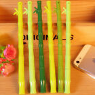 FD2381 Black Ink Water Pen Cute Bamboo Style Writing Pen Stationery ~Random~ 1pc
