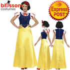 CA164 Princess Snow White Fancy Dress Up Costume Fairytale Storybook Book Week