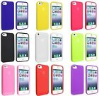 SOFT SILICONE GEL FLEXIBLE RUBBER SKIN COVER POUCH CASE FOR Apple IPhone 6S.