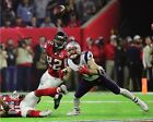 Julian Edelman New England Patriots Super Bowl LI Photo TU100 (Select Size)