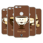 HEAD CASE DESIGNS COFFEE PERSONALITIES HARD BACK CASE FOR GOOGLE PIXEL XL