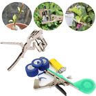 Garden Flower Fruit Tree Pro Pruning Shears Scissor Grafting Cutting Tools Suit