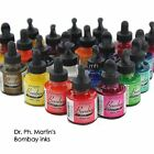 Dr Ph Martin's bombay single pot 1oz 30ml artists india ink pigment colour