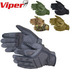 Viper Tactical Recon Gloves - V-Cam Black Titanium Green Coyote - Small to 3XL