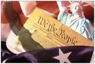 10 20 Patriotic WE THE PEOPLE Senator Representative Postcards Post Cards